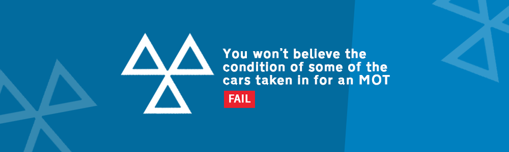 DVSA reveals the most shocking MOT failures